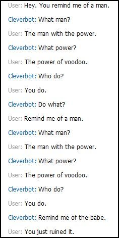 cleverbot.