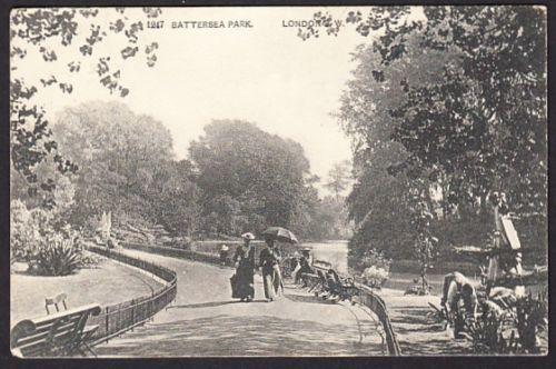 BATTERSEA-PARK-LONDON-1907-