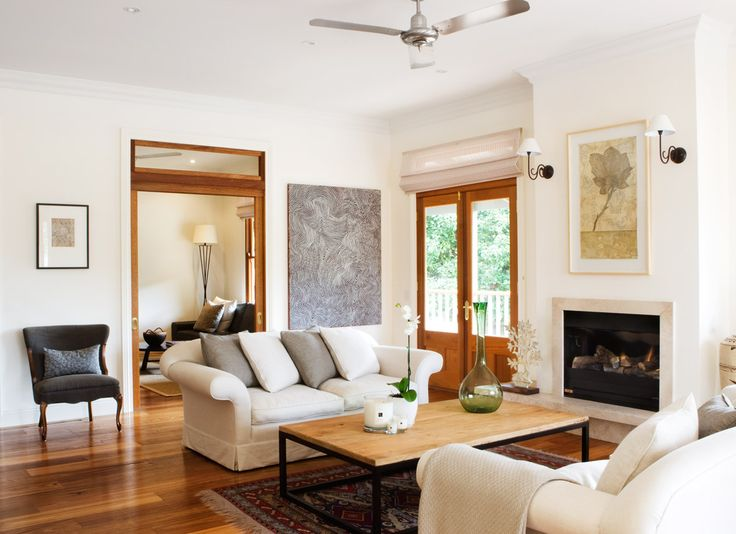Living Room Brooke Aitken Design.