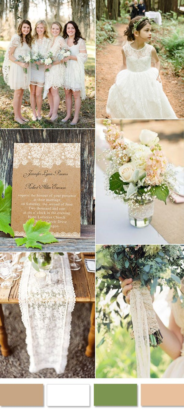 1000 images about wedding ideas on pinterest 2016 for Rustic simplicity