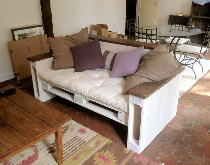 A few weeks ago we were asked for some lounge/sofa ideas made from pallets? What do you think of this one? Our main site has a stack of pallet ideas to admire. http://theownerbuildernetwork.co/recycled-and-repurposed/pallets/ Share your opinion in the comments section.