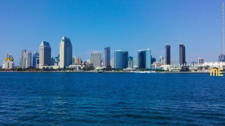 2016, week 41. San Diego, California (USA).  Picture taken: 2018, 08