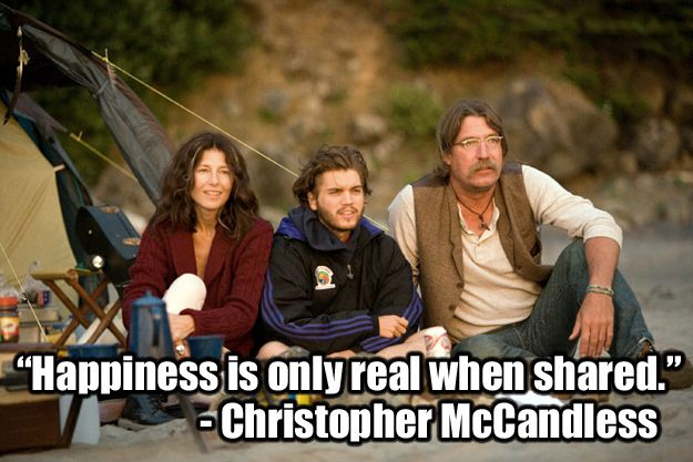22 Of The Most Powerful Quotes Of Our Time: 25+ Best Ideas About Christopher Mccandless On Pinterest