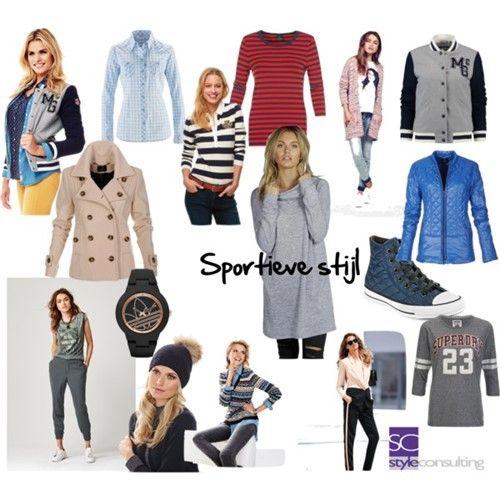Persoonlijke stijl: natuurlijk/sportief   Style Consulting