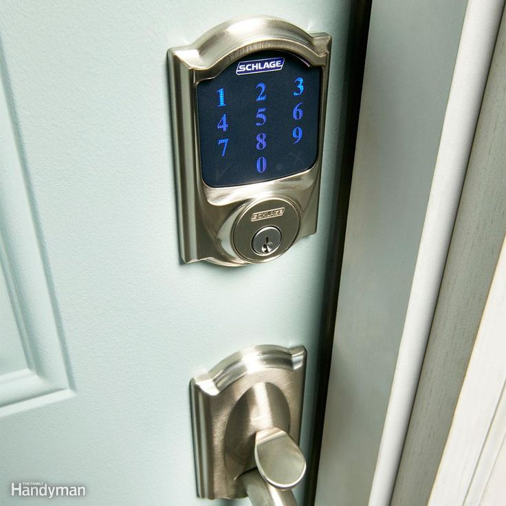 """All About Smart Door Locks: Keyless Entry, Bluetooth, and More You and your family may never have to worry about getting locked out of the house again. """"Smart"""" door locks—especially dead bolts—have gotten so clever that you don't even have to remember to carry a key with you anymore (although we recommend it)."""