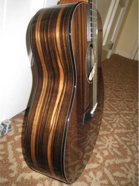 Sinker redwood Taylor guitar- Holy wow that's gorgeous!