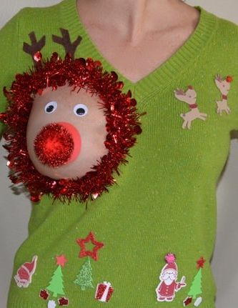 7 funny ugly christmas sweaters that will make you smile