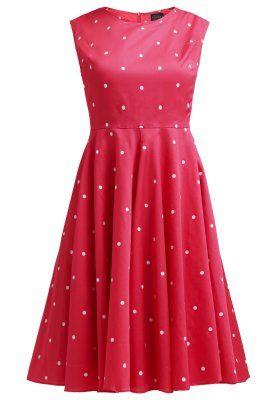 AMELIE - Robe d'été - bright pink spot