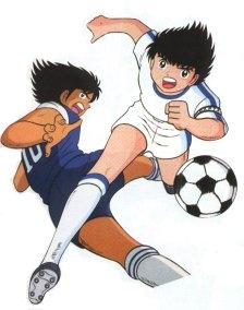 Olive et Tom (Captain Tsubasa)