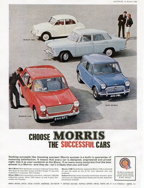 MorrisCollection by Jonathan Rowley Photography, via Flickr