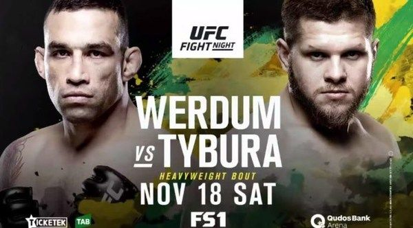 Robert and Joe return for another episode of MMA 2 the MAX! This time around, the lads review the latest UFC Fight Night headlined by Werdum vs Tybura.