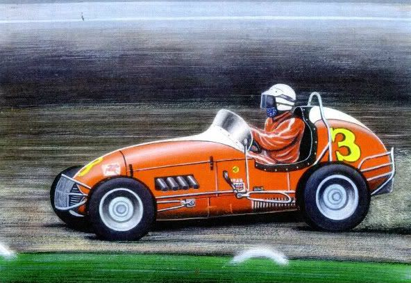 Opinion midget auto racing history all became