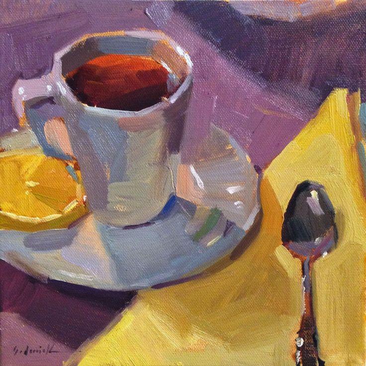 Sedwick Studio: Still Life Painting: The Next Level!
