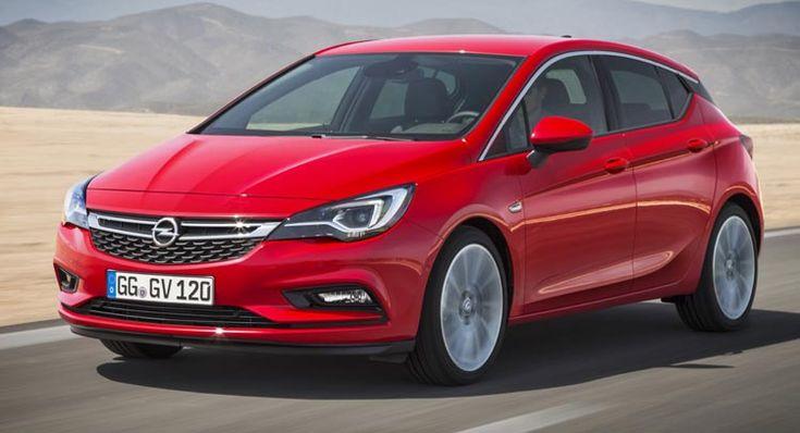 Opel Astra 2016 a precios desde €17,960 en Alemania » Los Mejores Autos