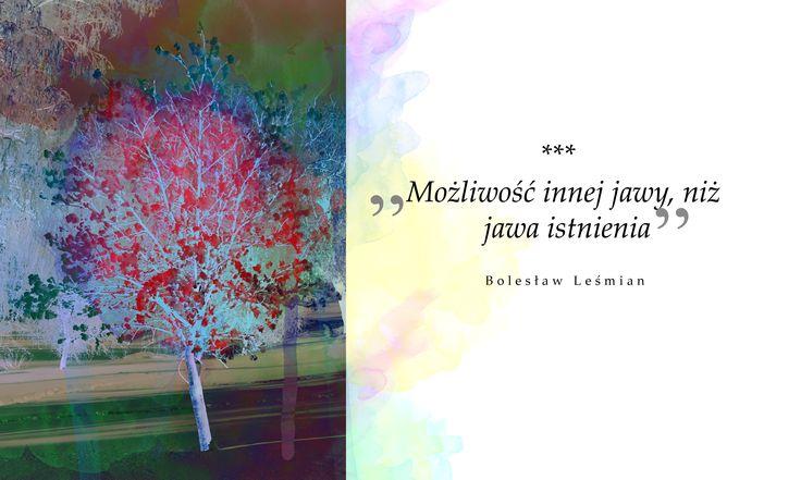 B. Leśmian, Eliasz,  #wolnelektury