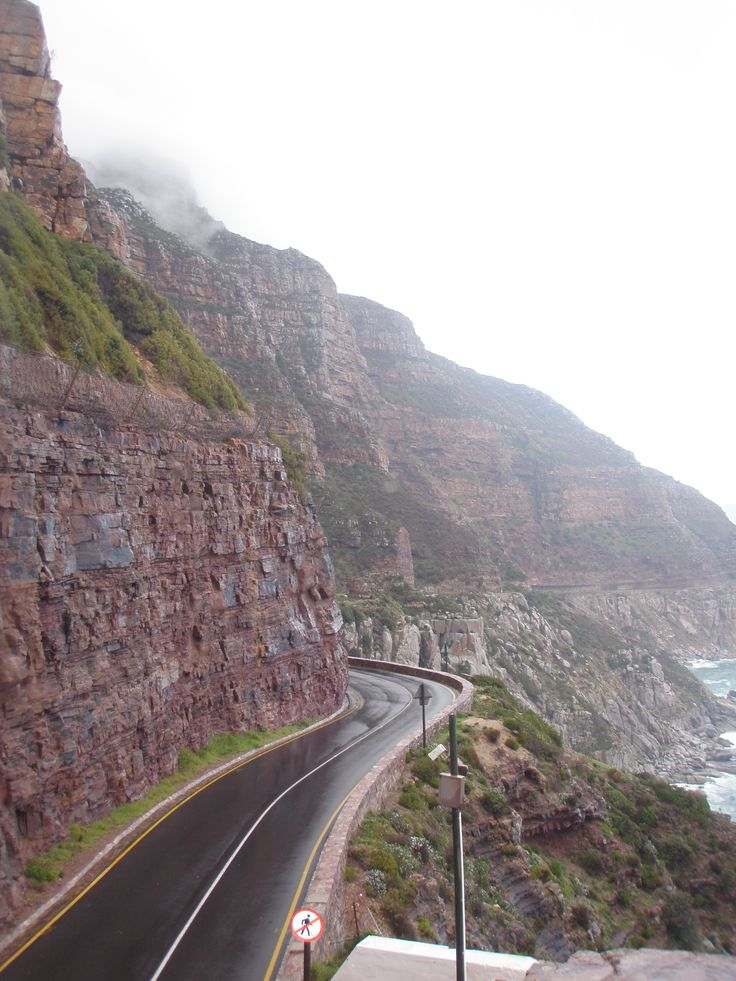 Costal Highway, Cape Town, South Africa