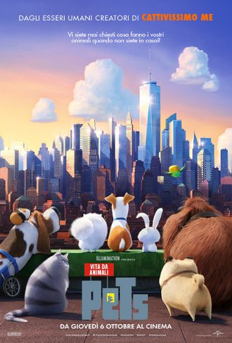 Pets – Vita Da Animali [HD] (2016) | CB01.ME | FILM GRATIS HD STREAMING E DOWNLOAD ALTA DEFINIZIONE