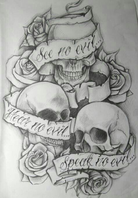 Mejores 365 imágenes de Skull en Pinterest   Cráneos y calaveras ...