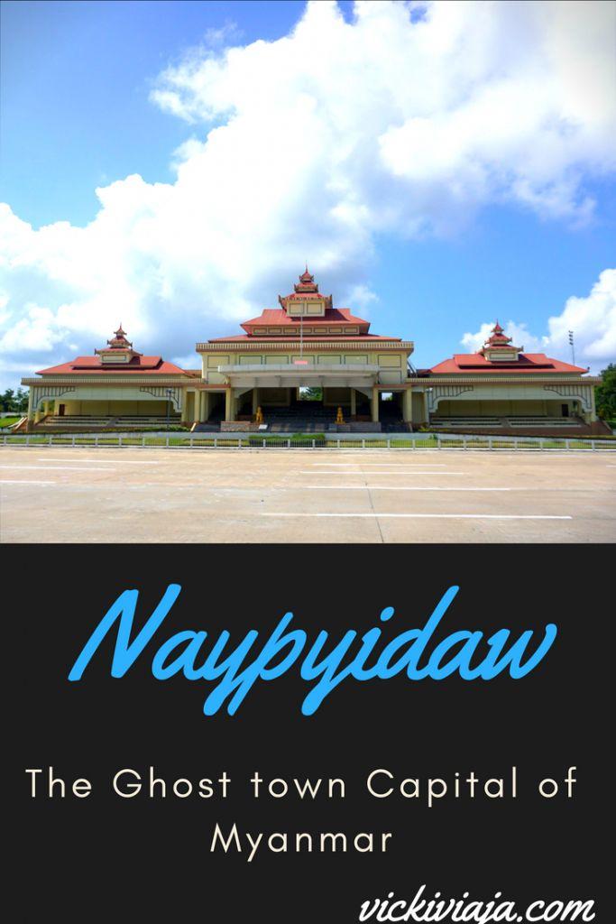 Naypyidaw - The empty capital of Myanmar I bizarre I Ghost town I Burma I Southeast Asia I experiences in Myanmar I @vickiviaja