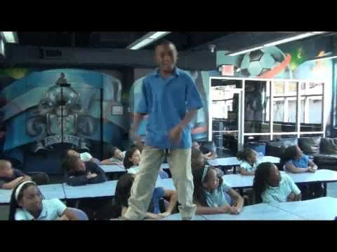 "Ron Clark Academy's Class of 2014 Perform ""Problems Up"" to Encourage Others to Embrace Math."