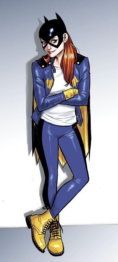 Batgirl by Cameron Stewart