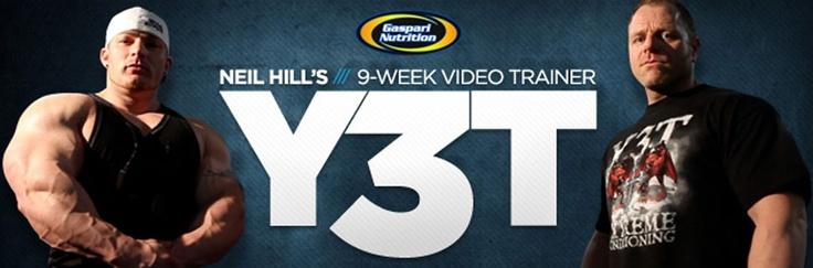 Neil Hill Y3T