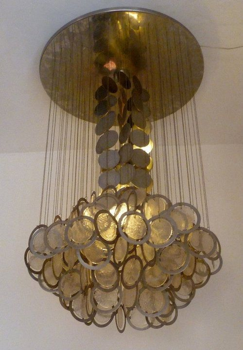 Chandelier  1960s  Italian  by Metamorphosi on Etsy, €1500.00