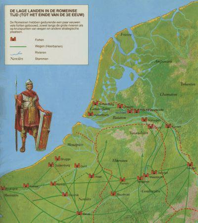 Nederland - Geschiedenis van de Lage Landen