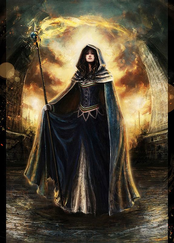Magicienne                                                                                                                                                      Plus