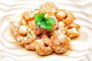 Shrimp Scampi Dinner #Recipe