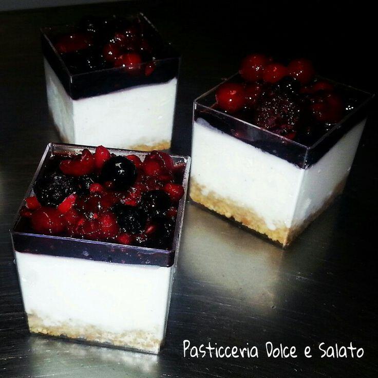 Cheesecake...