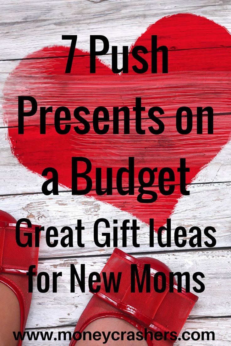 "The idea of the ""push present"" – a gift given to a new mom after she's had a baby – is pretty new, but it has caught on like wildfire. Traditionally given to the new mother by the new father, push presents are also becoming more common among friends and relatives."