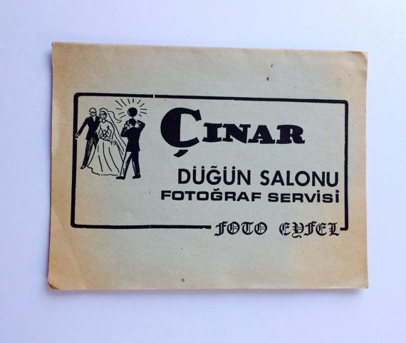 ▴△▴ Awkward Family Photo, The Unhappy Bride, Angry Mom, Stern Groom, Real Photo Souvenir • Turkish, Turkey, Istanbul • Çınar Düğün Salonu • Wedding, Engagement, Rare, OOAK, 1950s 1960s ▴△▴  I can't help but giggle when I see this darling photograph! She's been christened The Unhappy Bride. She and her groom are covered in Turkish Lira symbolizing [...]  etsy ❍ etsy.com/shop/museum83 facebook ▷facebook.com/museum83 twitter ❍ twitter.com/museum_83 pinterest ▷pinterest.com/museum83