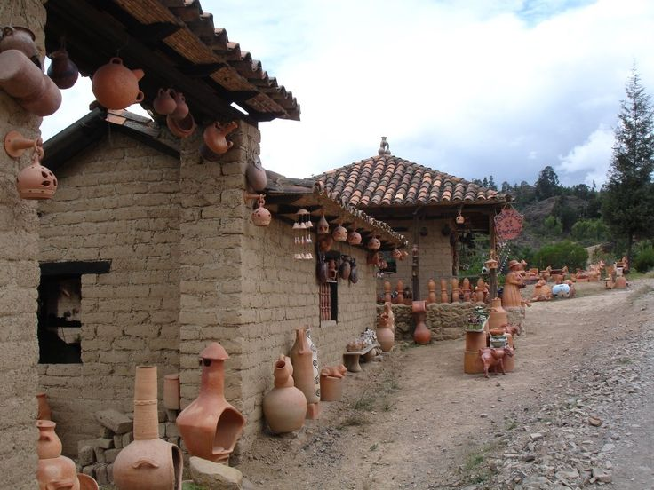 artesanias de raquira boyaca colombia - Buscar con Google