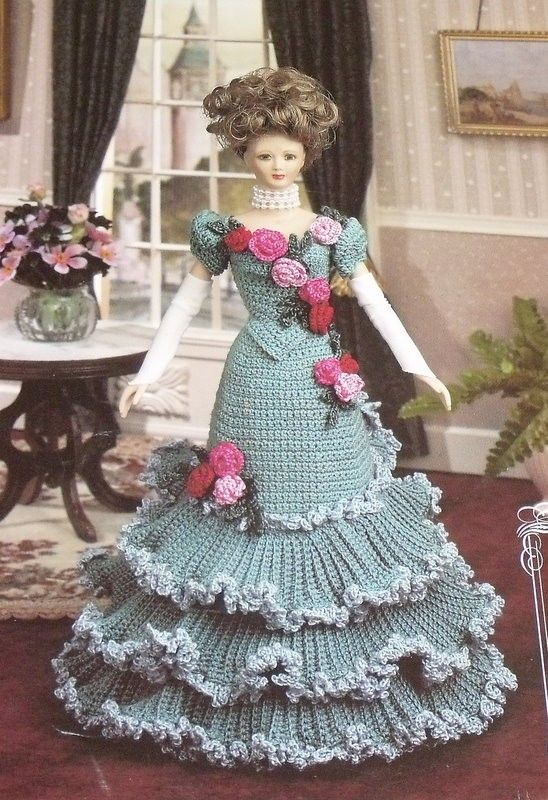 1000 Images About Crochet Bed Dolls And Annie S Calendar