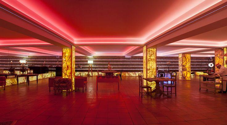 Páteo Alfacinha #opening #event #decor #table #interior design #details