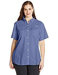 New Columbia Sportswear Women's Plus Bonehead II Short Sleeve Shirt online. Find the perfect Allen Company Tops-Tees from top store. Sku EHLW66294JZVG98501