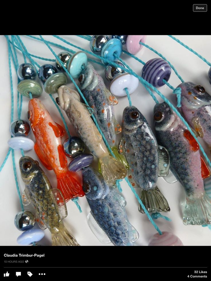 Fish beads1 these are really cool!