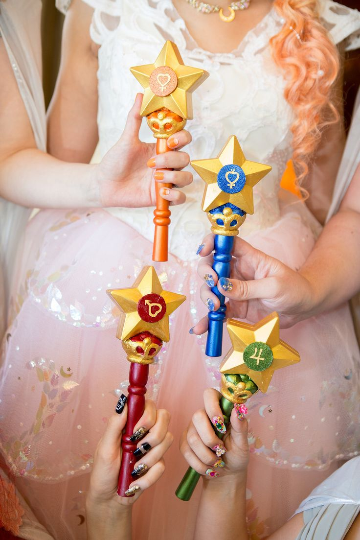 HELL YES SAILOR MOON WEDDING STUFF! @savanahbolby