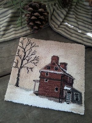 BRIAR COTTAGE STUDIO: Pa Prim Farmhouse Punch Needle Pattern Available on Etsy https://www.etsy.com/shop/briarcottage copyright briarcottagestudio@2015