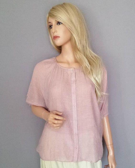 Tippy lätt tunika puderrosa storlek S - #50kr AUKTION!  http://ift.tt/1YqaZzr  #tradera #traderafynd #tippy #damkläder #fynda #loppis #märkesbloppis #loppisfynd #bloppis #säljes #kläder