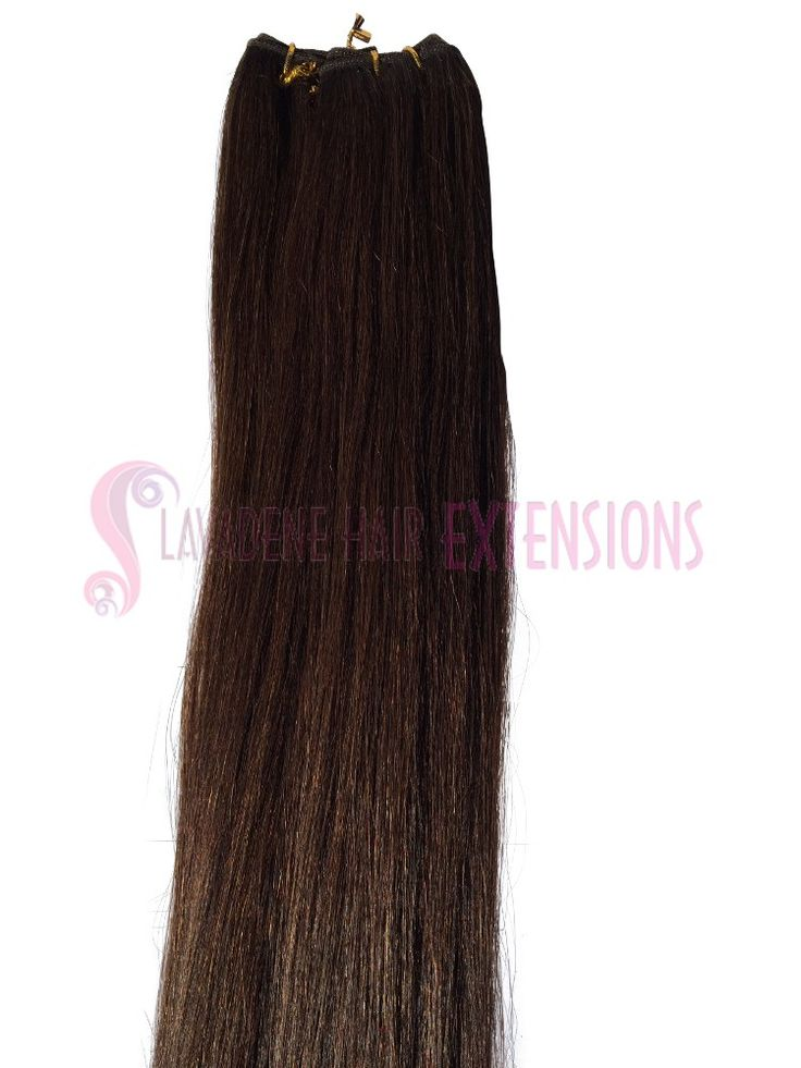 CHOCOLATE BROWN WEFT HAIR EXTENSIONS STRAIGHT http://www.hairextensionsmelbourne.com.au/2-chocolate-brown-weft-hair-extensions-straight.html #HairExtension #Weft_Hair_Extensions #Weft_Hair_Extensions_Melbourne