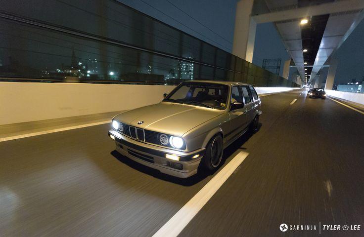 #BMW #E30 #320i #Touring #Carninja #Burn #Provocative #Eyes #Sexy #Hot #Live #Life #Love #Follow #Your #Heart #BMWLife