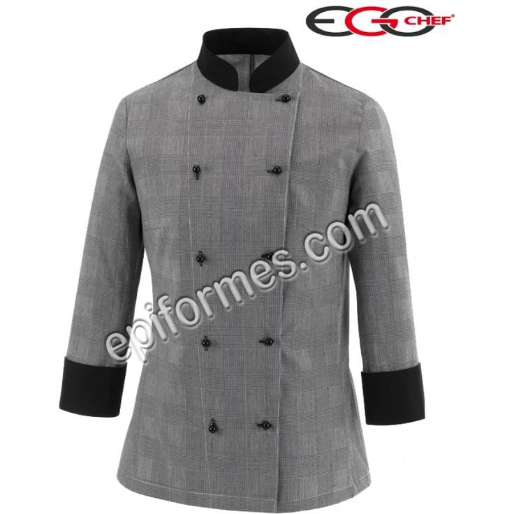 8 best chaquetas cocina images on pinterest jackets for Chaquetas de cocina originales