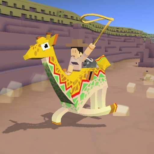 Je suis devenu ami avec Taco-girafe dans Rodeo Stampede https://itunes.apple.com/us/app/rodeo-stampede/id1047961826?ls=1&mt=8