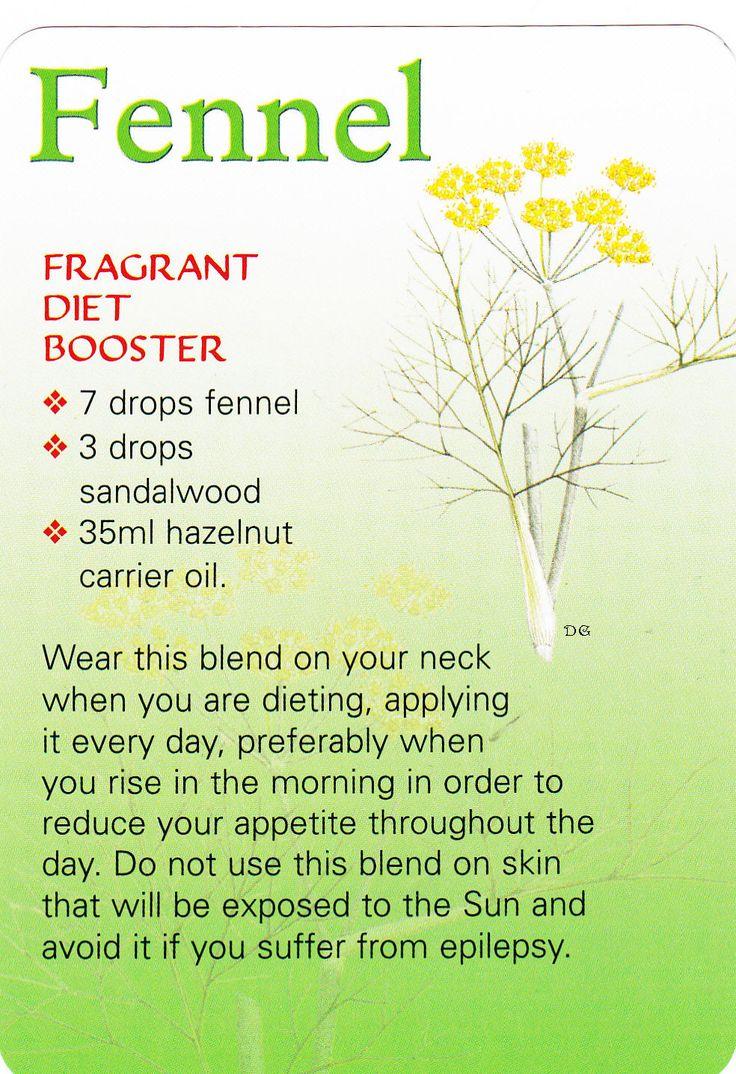 Fennel oil