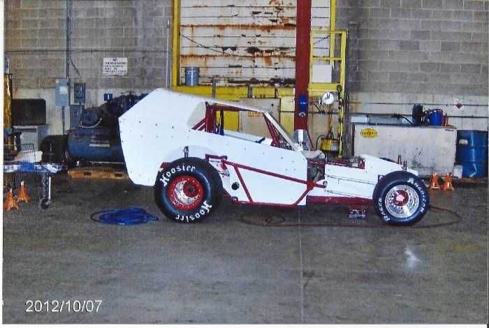 Early 80 S Original East Windsor Vintage Dirt Modified