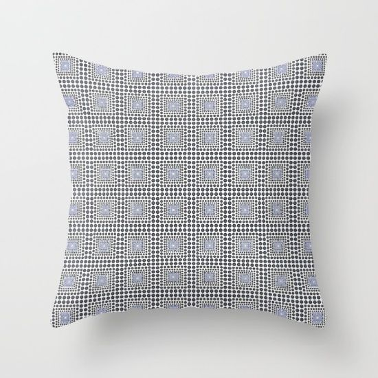 Throw Pillow, pattern