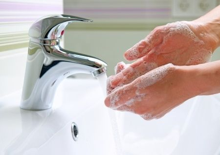The Power is in Your Hands: Global Handwashing Day