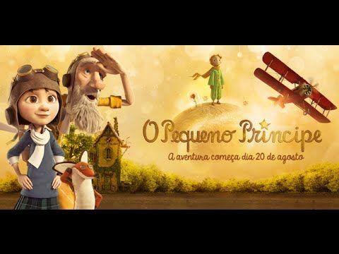 O Pequeno Príncipe - Trailer Oficial Dublado